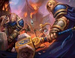Arthas Gets On His Horse Straight Going To Stratholme