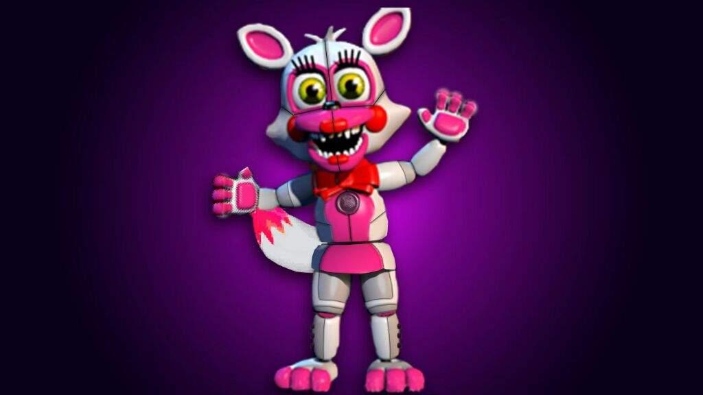 Nuevo Jefe Supremo Fnaf World Update 2 Foxy Exe Nuevos Personajes