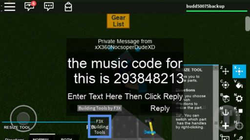 My First Music Code Is A Fnaf Song Roblox Amino
