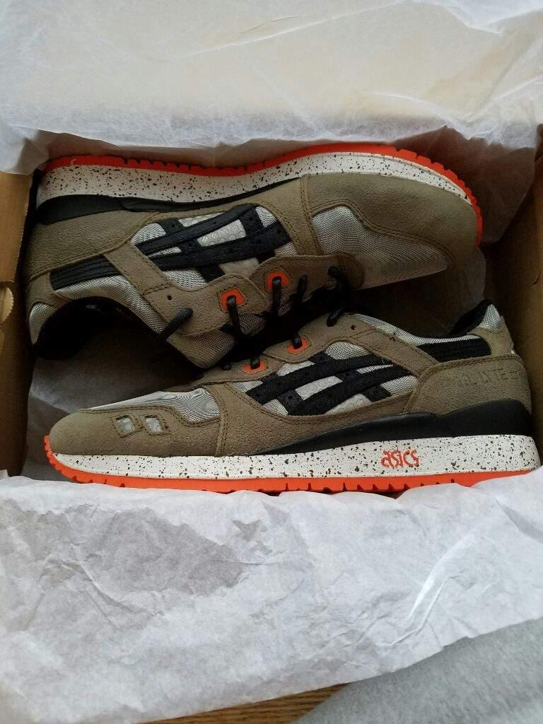 save off 843ba f36ad Bait X Asics Gel Lyte 3 The Guardian | Sneakerheads Amino