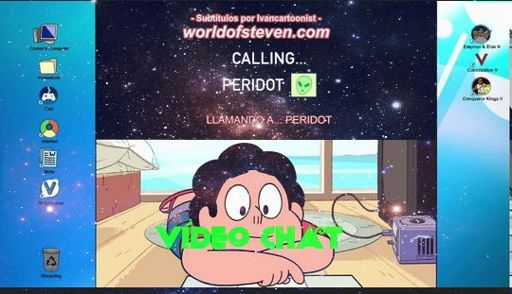 Video Chat~ | Wiki | 🌟Amino Steven Universe🌟 Amino