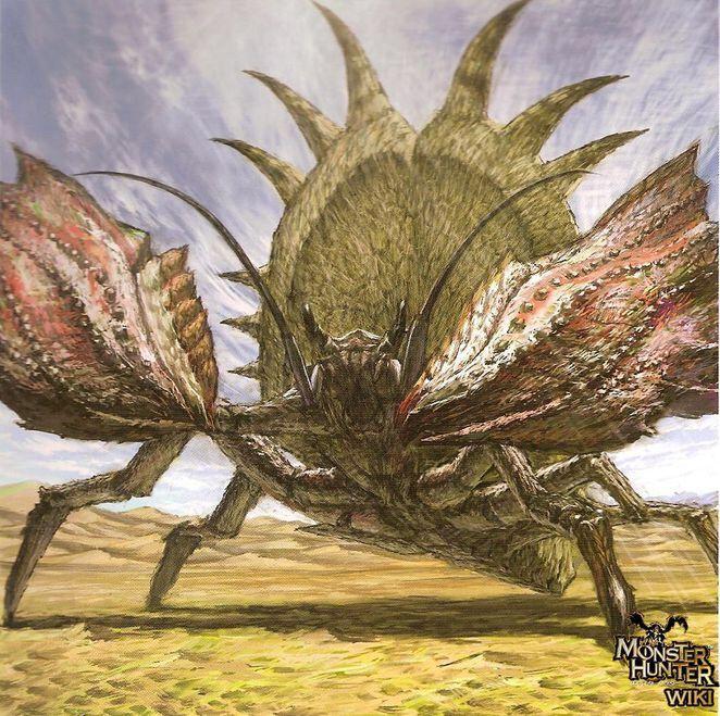 Modern monster hunter classification monster hunter amino for Piscine fang mhfu