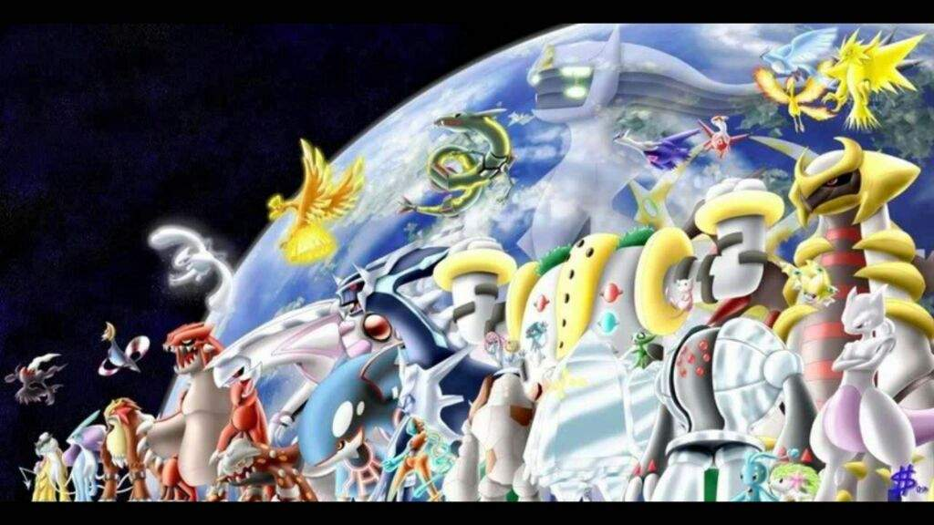 The best legendary? | Pokémon Amino