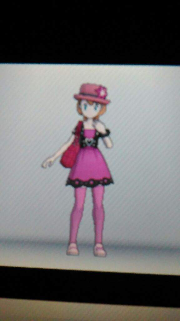 Pokemon X And Y Girl Hairstyles