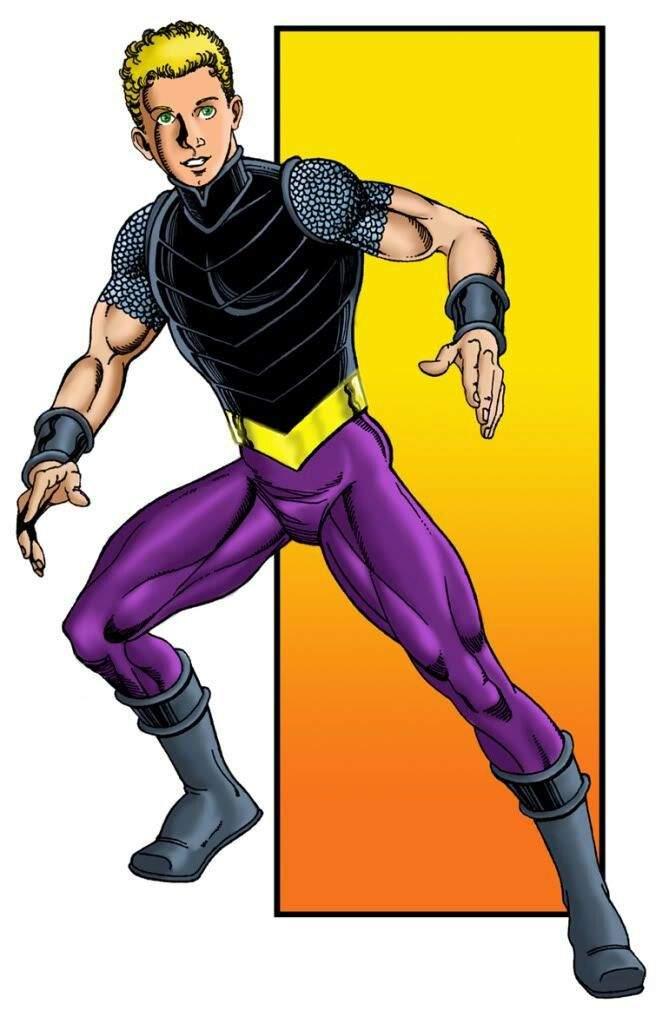 Jericho teen titans new 52