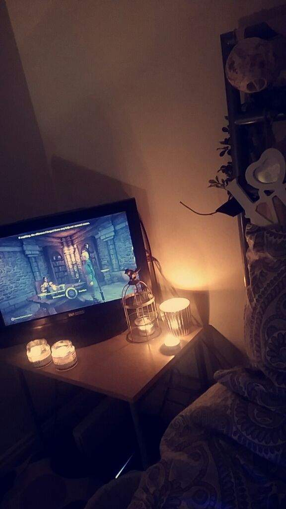Accidently Turning My Bedroom Into Haven S Chantry With All These Candles