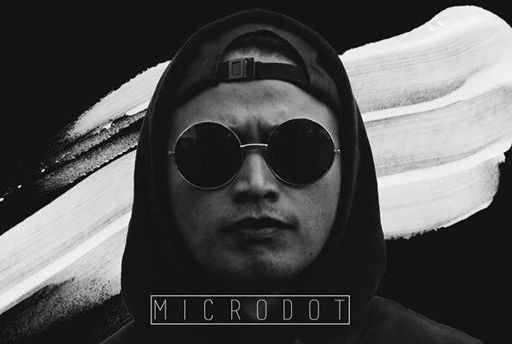 Microdot rapper english