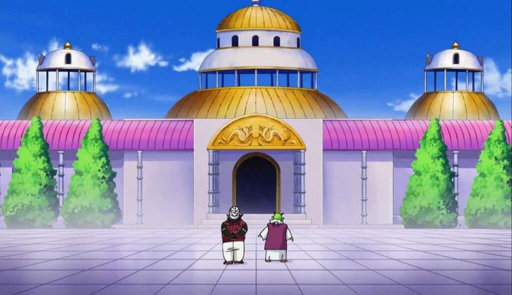 The Hyperbolic Time Chamber   DragonBallZ Amino