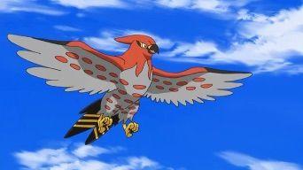 My top 6 regional birds pok mon amino - Ash fletchinder evolves into talonflame ...