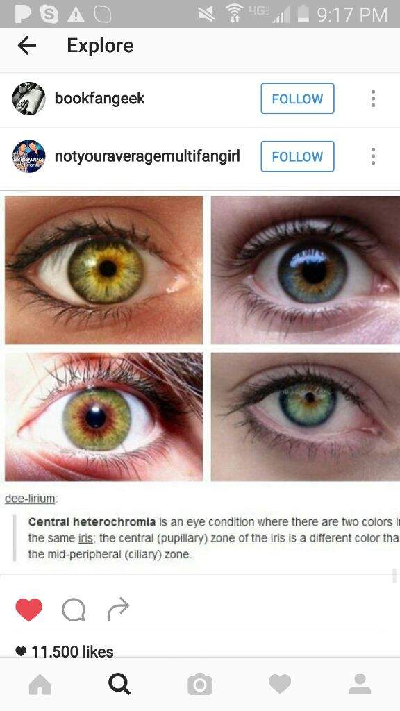 Aelin s eye color