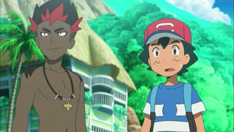 Pokemon Sun And Moon Anime First Impressions Mild Spoilers Pok 233 Mon Amino