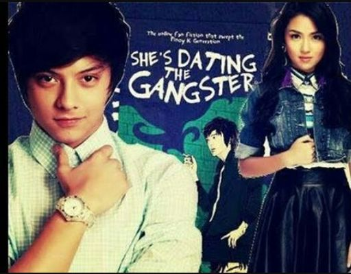Shes dating the gangster kathniel full movie tagalog romance