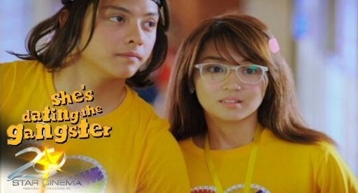 Shes dating the gangster kathniel wikipedia