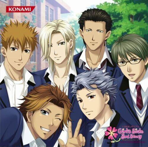 Tokimeki Memorial Girls Side 3 Wiki Otome Amino