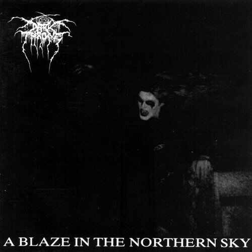 This is not 100 false however as there are some black metal bands that uses black and white palette in their covers