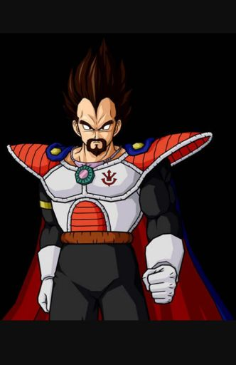King Vegeta Wiki Dragonballz Amino