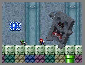 Unused features and beta elements in new super Mario bros part 1