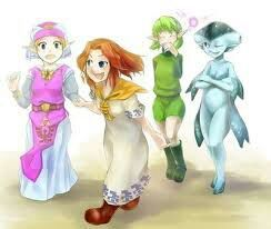 Who Is Your Favorite Girl From Ocarina Of Time Zelda Amino