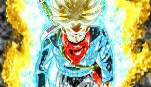 Can Goku or Vegeta reach Trunks' new form? | DragonBallZ Amino