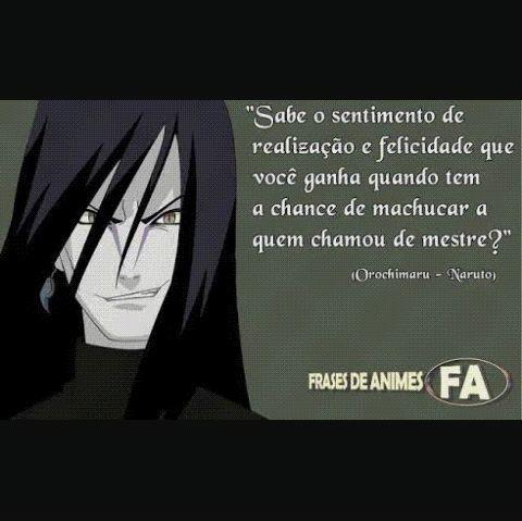 Frases Marcantes Do Anime Naruto Naruto Shippuden Online Amino