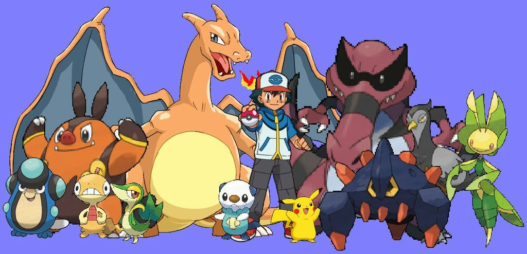 Best Pokemon Team For Johto Feat Eryizo Gold and Silver