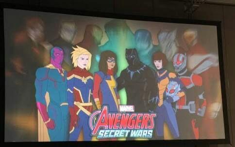 Avengers assemble cuarta temporada   •Cómics• Amino