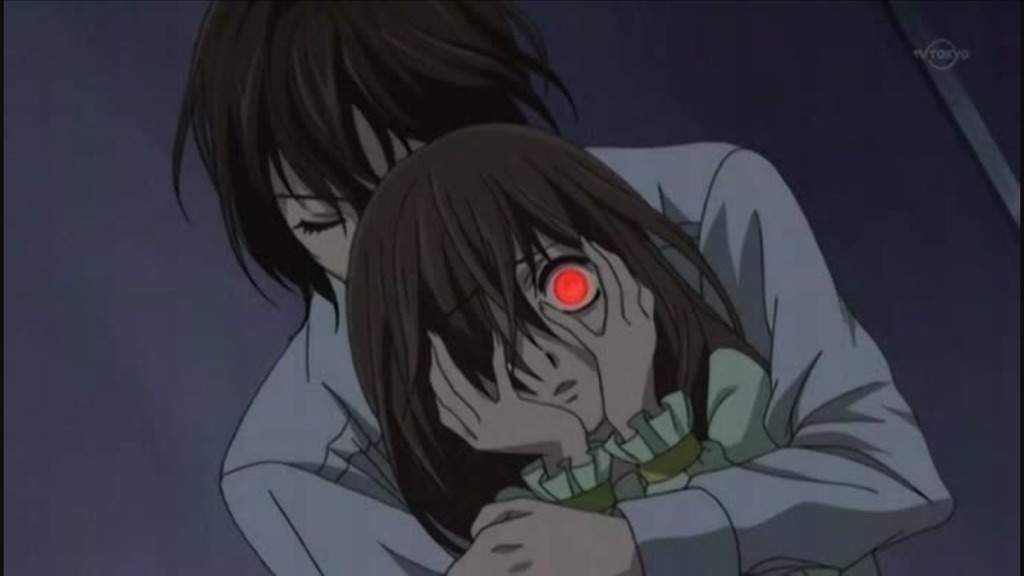 Vampire Knight Zero And Yuki Bite | www.imgkid.com - The ...
