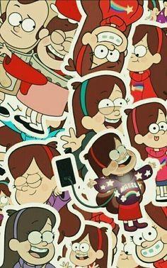 Mabel And Dipper Wallpaper Gravity Falls Amino