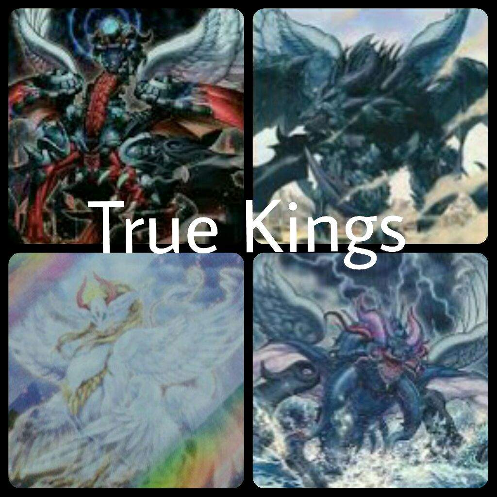 About Them: The True Kings Seem To Be Konami's Second Attempt At Creating A  Dragon Ruler Like Archetype But This Time They Tried Not To Make It Tier 0