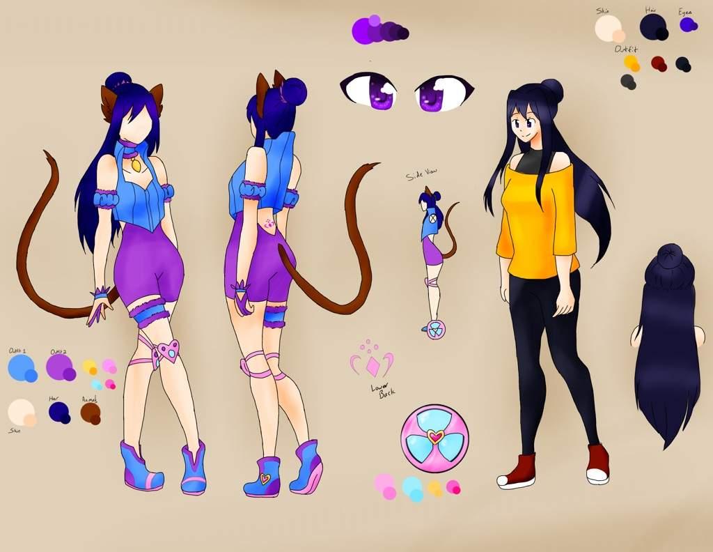 list of tokyo mew mew oc u0027s original characters amino