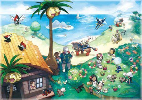Como Jugar Pokemon Sol Y Luna En Emulador De Gba Android Pokemon