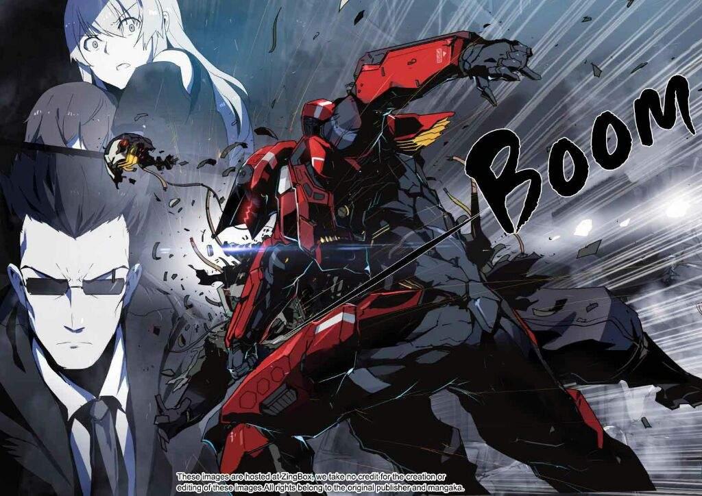 Update to Armored Gull | Anime Amino