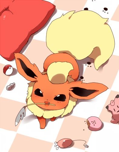 cute eeveelution pokémon amino