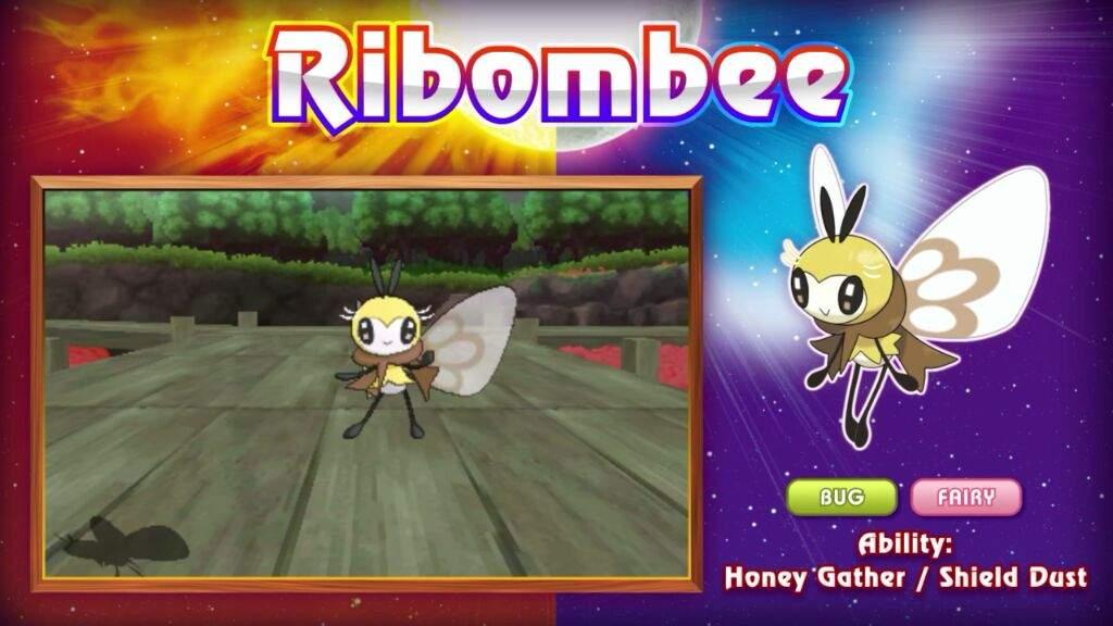 Ribombee Pok 233 Mon Amino