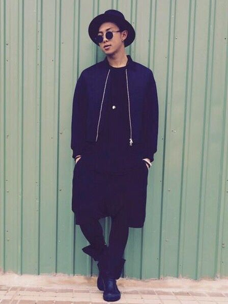 Kim Namjoon Style Appretiation Korean Fashion Amino