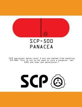 SCP-500