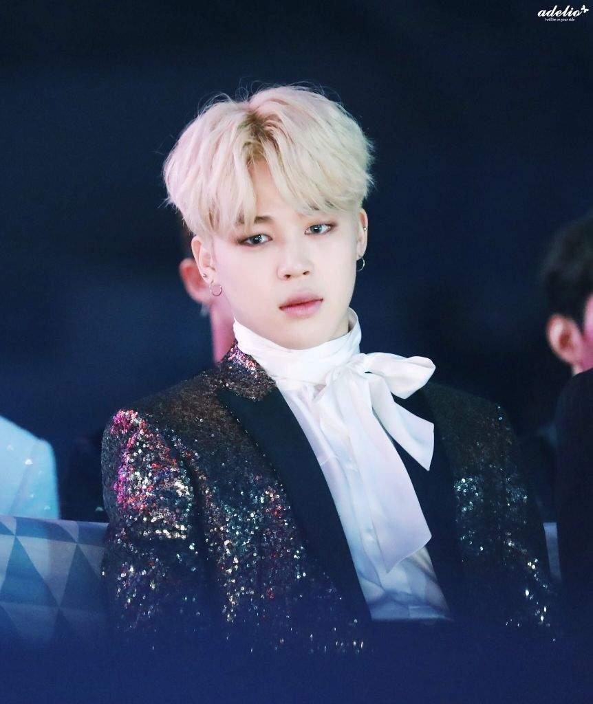 Blond Jimin Jimin Blonde Hair