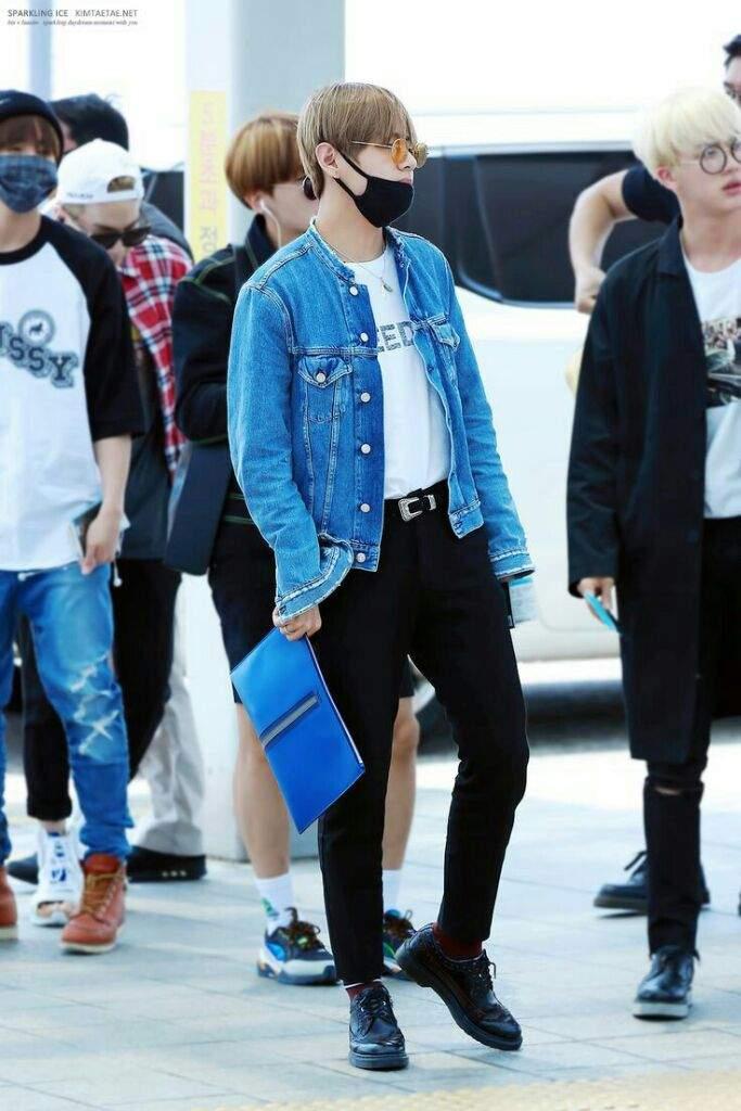 BTS Style V (Kim Taehyung) | ARMYu0026#39;s Amino