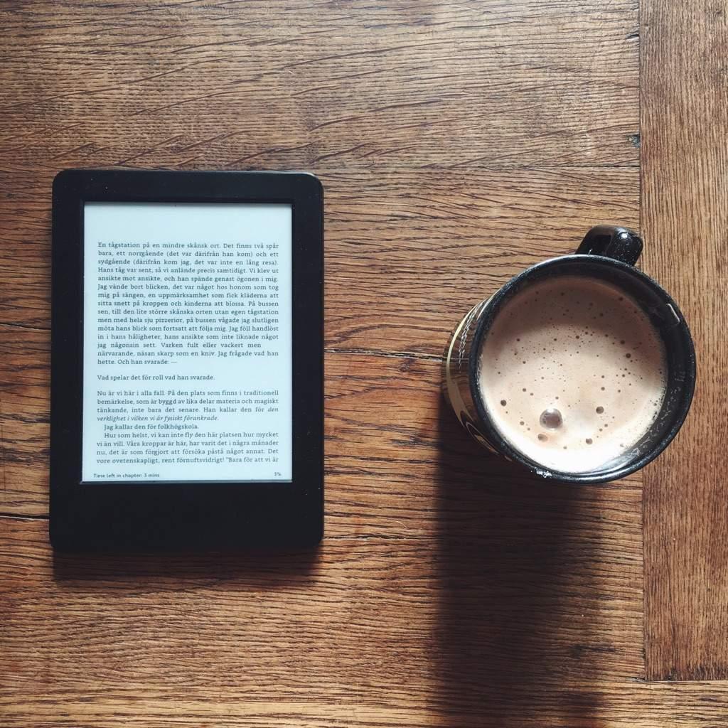 My Kindle   Minimalism Amino