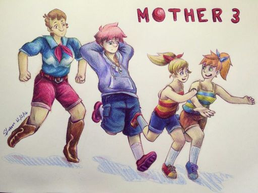 Mother 3 Genderbends | EarthBound Amino
