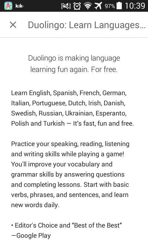 Language learning resources | Language Exchange Amino