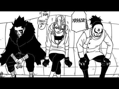 Your Favorite New Generation Character?   Naruto Amino Gaara And Naruto Kids