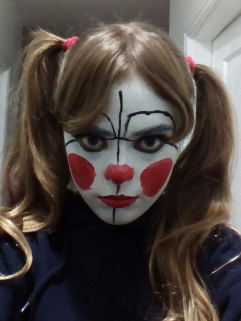Circus Baby Makeup | Cosplay Amino