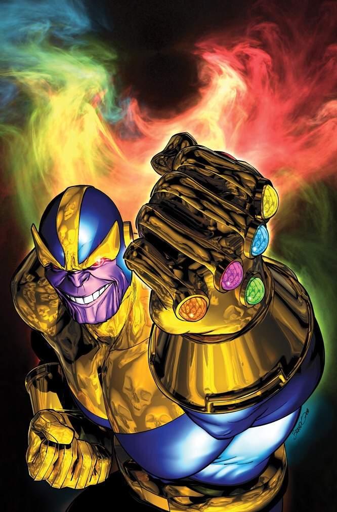 Anime Characters Vs Thanos : One punch man vs thanos anime amino