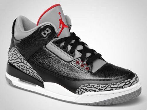huge discount 98d7e 34638 25 Jordan Kicks of Kicksmas  Air Jordan 3 Black Cement   Sneakerheads Amino