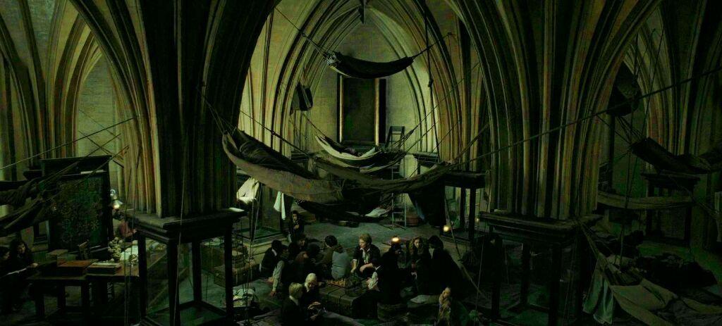 Passagens Secretas De Hogwarts ⚡ Harry Potter ⚡ Amino