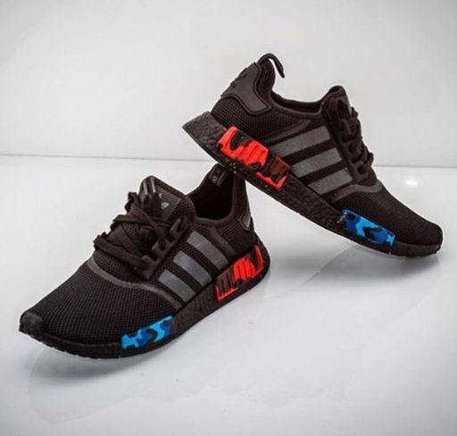 Custom NMDS💯💯   Sneakerheads Amino