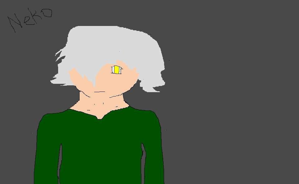 Uhm estaba aburrido asi que hice un dibujo en computadora