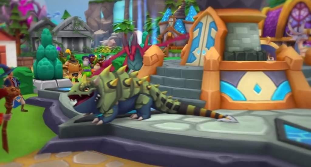 DragonVale World - Exploration Extravaganza   DragonVale Amino
