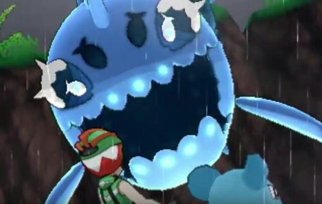 Pokemon Spa Moon Island